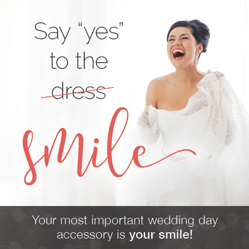 "Say ""I Do!"" to a Beautiful Wedding Day Smile with Seattle Invisalign!"