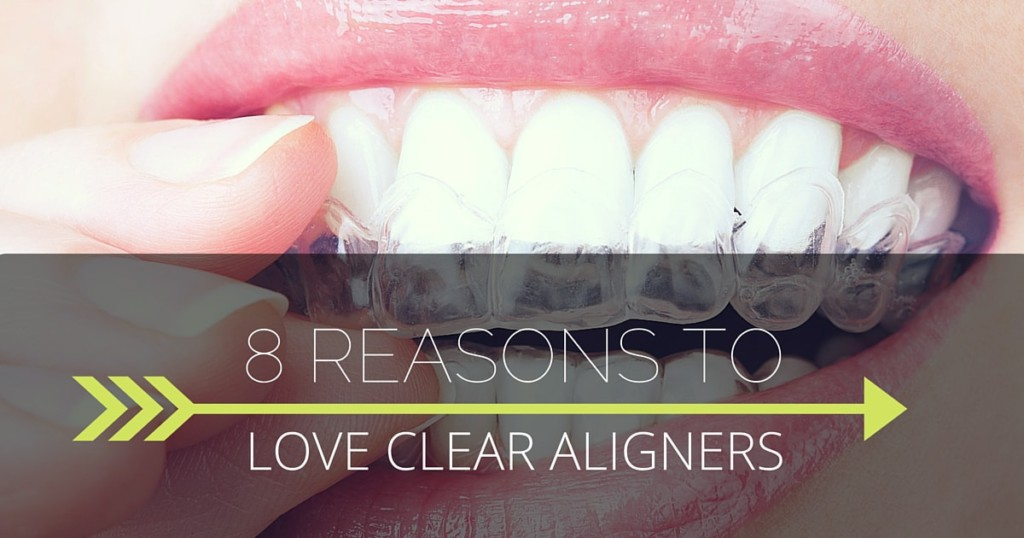 Dentist in Seattle | 8 Reasons to Choose Clear Aligners Over Metal Braces