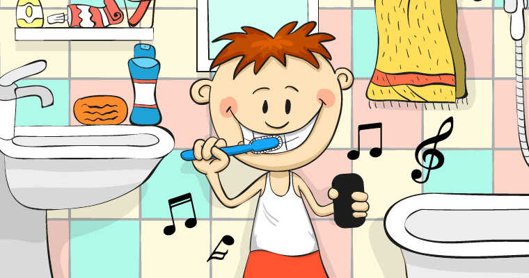 Dentist Seattle, WA | Motivate Your Kids to Brush with the Brush DJ App