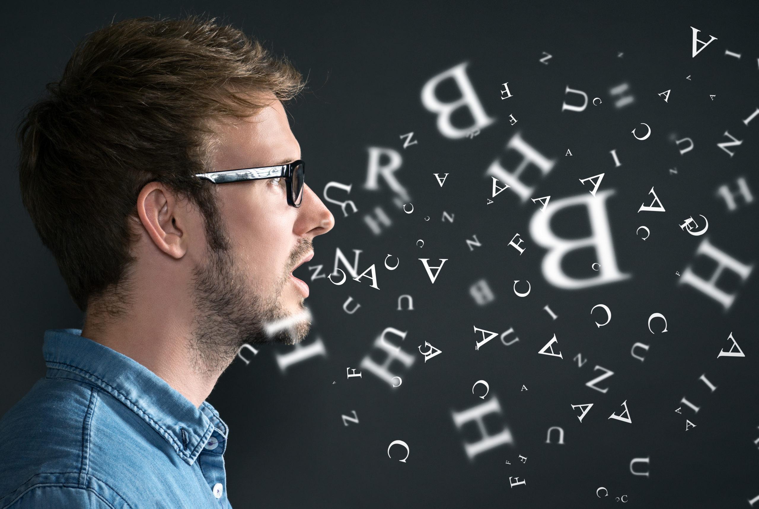 improve speech with dental implants