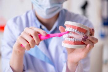 dental hygiene issues